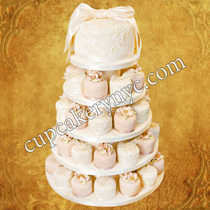 wedding cakes with lace
