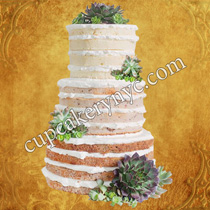 naked cakes design ideas