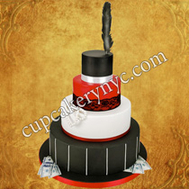 pictures of glamorous cakes
