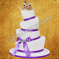 wedding cake decorating tips
