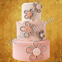 cookies with quilling effect