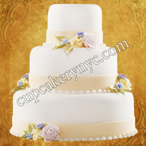 traditional wedding cakes pictures