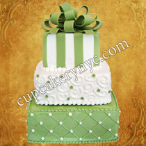 bow cake decorations