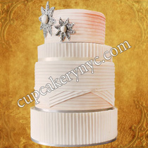 silver cake decorations