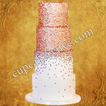 jeweled birthday cakes