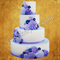 quilling on cakes