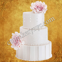 how to store a fondant wedding cake