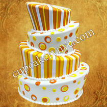 striped cupcake wrappers