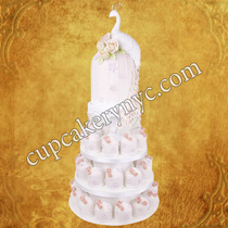 bird cage wedding cakes