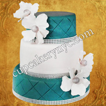 quilted birthday cakes